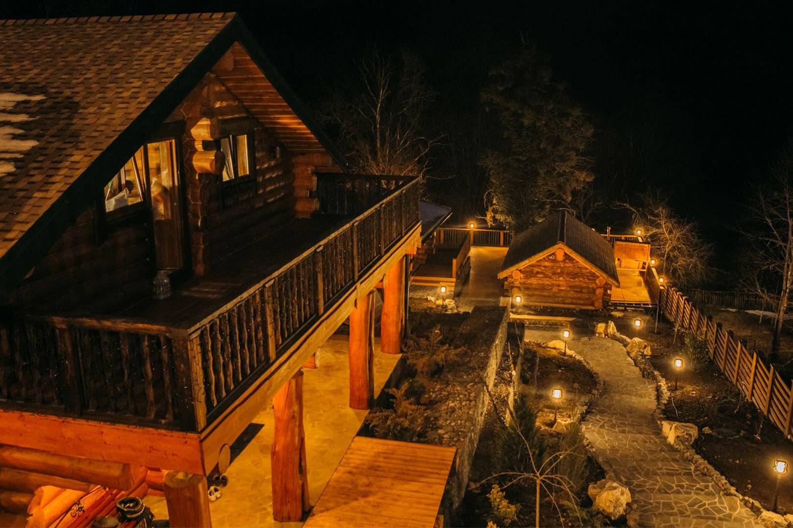 HILLS 1200 - премиальная горная резиденция в Медовеевке